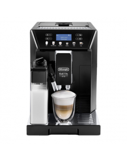 Delonghi Eletta Cappuccino Evo Coffee Maker ECAM 46.860.B Pump pressure 15 bar, Built-in milk frother, Fully Automatic, 1450 W,