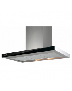 CATA Hood LEGEND 900 XGBK Wall mounted, Energy efficiency class A+, Width 90 cm, 710 m³/h, Touch control, LED, Stainless steel