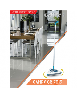 Camry Vacuum cleaner CR 7019 Cordless operating, Operating time (max) 45 min, White