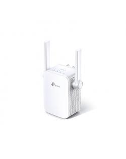 TP-LINK Extender RE305 802.11ac, 2.4GHz/5GHz, 300+867 Mbit/s, 10/100 Mbit/s, Ethernet LAN (RJ-45) ports 1, Antenna type 2xExtern