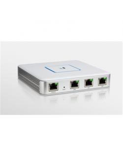 Ubiquiti USG Security Gateway Router 10/100/1000 Mbit/s, Ethernet LAN (RJ-45) ports 3