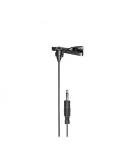 Audio Technica Omnidirectional Microphone ATR3350xiS 0.06 kg, Black
