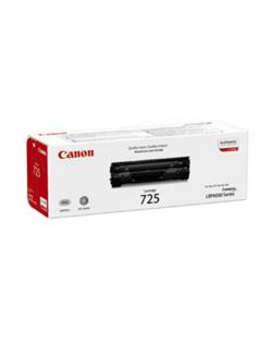 Canon 725 Toner Cartridge, Black