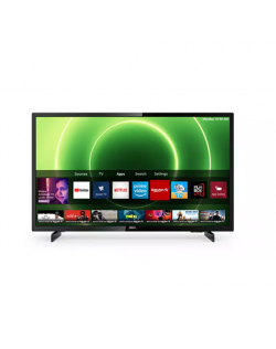 "Philips 43PFS6805/12 43"" (108 cm), Smart TV, Saphi, FHD LED, 1920 x 1080 pixels, Wi-Fi, DVB-T/T2/T2-HD/C/S/S2, Black"