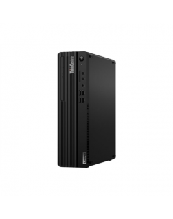 Lenovo ThinkCentre M80s Desktop, SFF, Intel Core i5, i5-10500, Internal memory 16 GB, DDR4, SSD 512 GB, Intel UHD, DVD±RW, Keybo