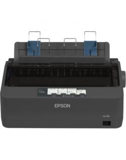 Epson LQ-350 Dot matrix, Standard, Black/Grey