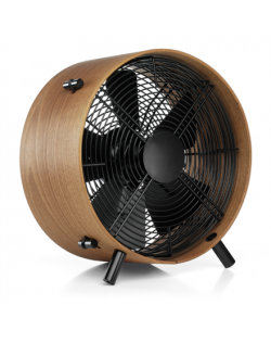 Stadler form OTTO O009E Desk Fan, Number of speeds 3, 45 W, Diameter 35 cm, Bamboo