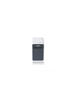 Brother TD2020 Thermal, Label Printer, White/Grey