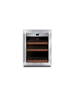 Caso Wine cooler WineSafe 12 Classic Free standing, Bottles capacity Up to 12 bottles, Cooling type Compressor technology, Stain