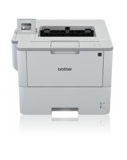 Brother HL-L6400DW Mono, Laser, Printer, Wi-Fi, A4, Grey