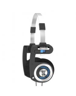 Koss Headphones PORTA PRO CLASSIC Headband/On-Ear, 3.5mm (1/8 inch), Black/Silver,