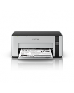 Epson Printer EcoTank M1120 Mono, Inkjet, Standard, Wi-Fi, A4, Grey