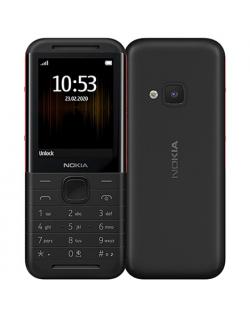 """Nokia 5310 Black/Red, 2.1 """", TFT, 240 x 320 pixels, 8 MB, 30 MB, Dual SIM, Mini-SIM, Bluetooth, 3.0, USB version microUSB 1.1, B"""