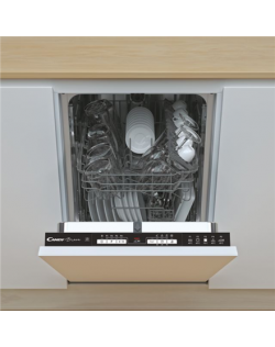 Candy Dishwasher CDIH 1L952 Built-in, Width 44.8 cm, Number of place settings 9, Number of programs 5, Energy efficiency class F