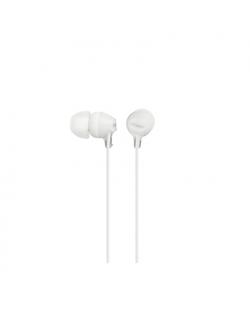 Sony EX series MDR-EX15AP In-ear, White