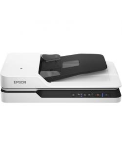 Epson WorkForce DS-1660W Flatbed, Document Scanner