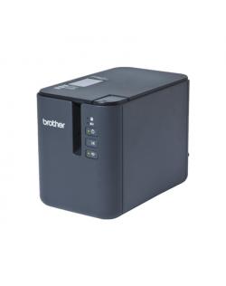 Brother Label Printer PTP900W Mono, Thermal, Label Printer, Wi-Fi