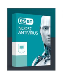 Eset NOD32 Antivirus, New electronic licence, 1 year(s), License quantity 5 user(s)
