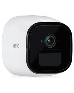 Arlo Arlo Go VML4030-100PES 100% wire-free, IP65 certified weather-resistant, LTE mobile HD security camera Cube, 1.3 MP, IP65,