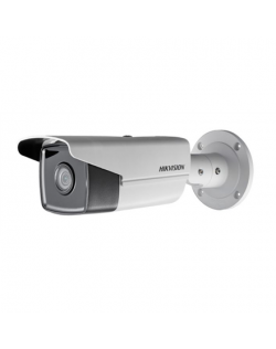 Hikvision IP Camera DS-2CD2T45FWD-I8 F4 Bullet, 4 MP, 4mm/F1.6, Power over Ethernet (PoE), IP67, H.265+/H.264+, Micro SD, Max.12