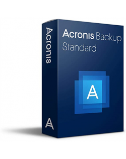 Acronis Backup Standard Windows Server Essentials Subscription License, 1 year(s)