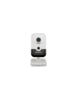 Hikvision IP Camera DS-2CD2443G0-IW F2.8 Cube, 4 MP, 2.8mm/F1.6, Power over Ethernet (PoE), H.265+, H.265, H.264+, H.264, Micro