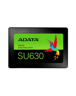 """ADATA Ultimate SU630 3D NAND SSD 240 GB, SSD form factor 2.5"""", SSD interface SATA, Write speed 450 MB/s, Read speed 520 MB/s"""
