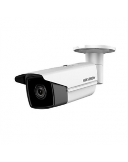 Hikvision IP Camera DS-2CD2T45FWD-I8 F2.8 Bullet, 4 MP, 2.8mm/F1.6, Power over Ethernet (PoE), IP67, H.265+/H.264+, Micro SD, Ma