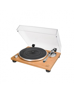 Audio Technica Turntable AT-LPW30TK Belt-drive