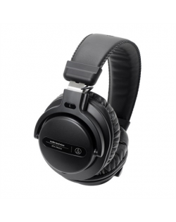 Audio Technica DJ Headphones ATH-PRO5XWH Over-ear, Black,