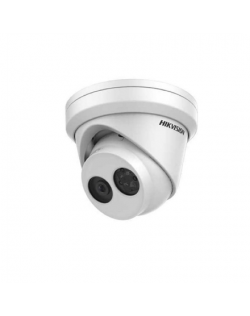 Hikvision IP Camera DS-2CD2383G0-IU F2.8 Dome, 8 MP, 2.8mm/F2.0, Power over Ethernet (PoE), IP66, H.265, H.265+, H.264, H.264+,