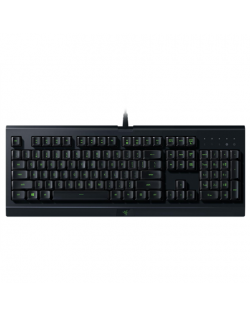 Razer Cynosa Lite Gaming Keyboard, NOR layout, Wired, Black Razer Cynosa Lite Gaming keyboard, RGB LED light, NOR, Wired, Black