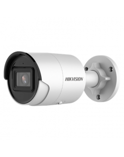 Hikvision IP Camera DS-2CD2086G2-IU F4 Bullet, 8 MP, 4 mm, Power over Ethernet (PoE), IP67, H.265+, Micro SD/SDHC/SDXC, Max. 256