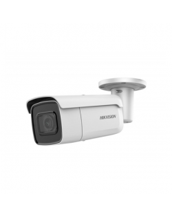 Hikvision IP Camera DS-2CD2T46G2-4I F2.8 Bullet, 4 MP, 2.8 mm, Power over Ethernet (PoE), IP67, H.265+, MicroSD/SDHC/SDXC, Max.