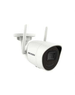 Hikvision IP Camera DS-2CV2046G0-IDW Bullet, 4 MP, 2.8 mm, IP66, H.265/H.264, Micro SD/SDHC/SDXC, Max. 256 GB