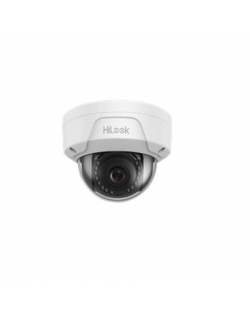 Hikvision HiLook IP Camera IPC-D150H F2.8 Dome, 5 MP, 2.8mm/F2.0, Power over Ethernet (PoE), IP67, IK10, H.265+,H.265,H.264+,H.2