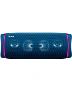 Sony Portable Bluetooth Party Speaker SRS-XB43 Extra Bass Waterproof, Blue