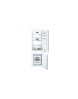 Bosch Serie 4 Refrigerator KIN86VSF0 Energy efficiency class F, Built-in, Combi, Height 177 cm, No Frost system, Fridge net capa