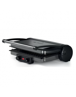 Bosch Grill TCG4215 Contact, 2000 W, Silver/Black