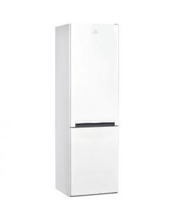 INDESIT Refrigerator LI8 S2E W Energy efficiency class E, Free standing, Combi, Height 188.9 cm, Fridge net capacity 228 L, Free