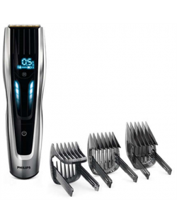 Philips hair clipper Warranty 24 month(s), Hair Clipper, Number of length steps 400, Rechargeable, Battery low indication, LED i