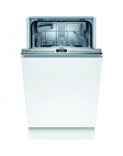 Bosch Dishwasher SPV4HKX45E Built-in, Width 45 cm, Number of place settings 9, Number of programs 5, Energy efficiency class E,