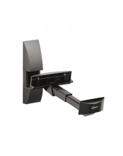Vogels Loudspeaker Wall mount, Turn, Tilt, Maximum weight (capacity) 20 kg, Black