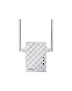 Asus Repeater/Extender/Access Point/Bridge RP-N12 802.11n, 2.4GHz GHz, 300 Mbit/s, 10/100 Mbit/s, Ethernet LAN (RJ-45) ports 1,