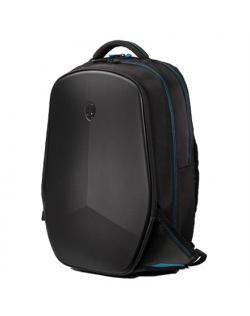 """Dell Alienware 460-BCBV Fits up to size 15 """", Black/Blue, Shoulder strap, Backpack"""