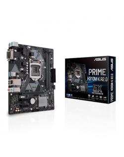Asus PRIME H310M-K R2.0 Processor family Intel, Processor socket LGA1151, DDR4, Memory slots 2, Chipset Intel H, Micro ATX