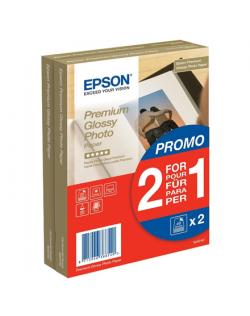 Epson Premium Glossy Photo Paper 10x15, 255 g/m²