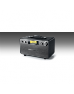 Muse M-670 BT Speaker, Wired, Bluetooth, Black Muse