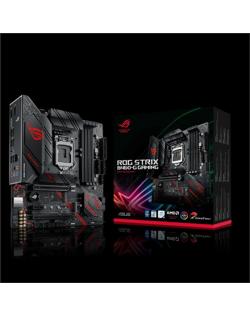 Asus ROG STRIX B460-G GAMING Memory slots 4, Processor family Intel, Micro ATX, DDR4, Processor socket LGA1200, Chipset Intel B