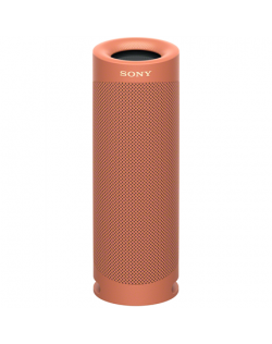 Sony Portable Bluetooth Party Speaker SRS-XB23 Extra Bass Waterproof, Wireless connection, Coral Red